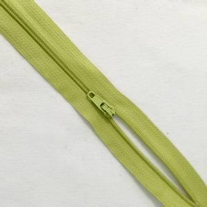 Bilde av glidelås metervare limegrønn